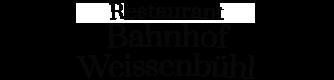 Restaurant Bahnhof Weissenbühl